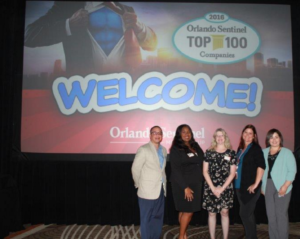 Orlando Sentinel Top 100 2016