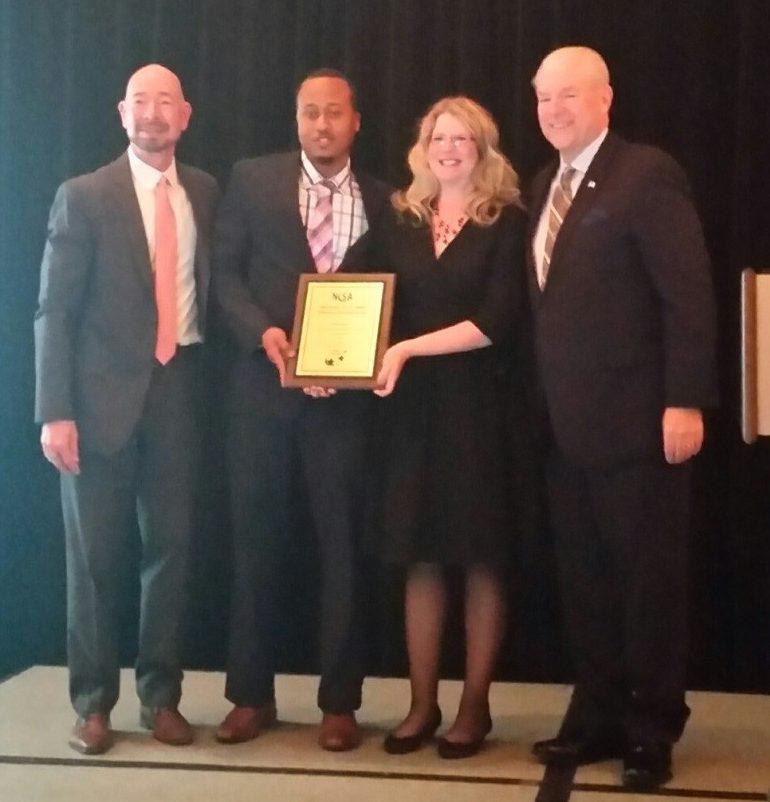 NCSA 2017 Award